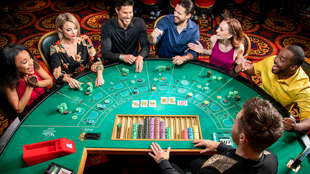 A gambling casino can bring you a good income